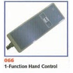 UMF 1 Function Hand Control, 4070 and 5080