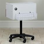Optional Basket for Mobile Carts 8920 & 8940