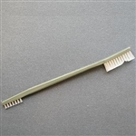 Sklar Instrument Cleaning Brush - Double End Nylon