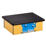 Clinton Laminate Foot Stool with Koala