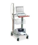 CP300 Cart w/ Shelf & Basket