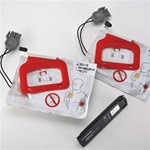 LifePak CR+ Replacement Kit for Charge-Pak 2 Electrodes
