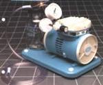 Schuco-Vac 130 Aspirator Suction Unit