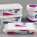 Personal Cleansing Adult Washcloths, 9'x13', Tub -12/46/Cs