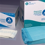 Disposable Underpads, 23x36,(60 gram) - 3/50/Cs