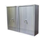 Omnimed Twin Narcotic Cabinets