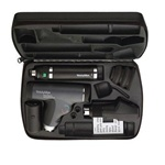 <!030>Ophthalmic Set with Streak Retinoscope, AutoStep« Coaxial Ophthalmoscope, Rechargeable Handle and Hard Case