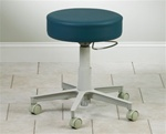 Clinton Premium Series 5-Leg Pneumatic Stool