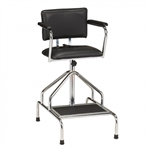 Clinton Adjustable Height Whirlpool Chair (Without Casters)