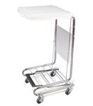 Hausmann Mobile Hamper Stand