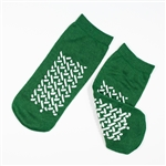 Double Sided Slipper Socks, Medium-48/Cs