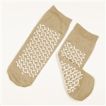 Double Sided Slipper Socks, XLarge-48/Cs