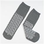 Double Sided Slipper Socks, XXLarge-48/Cs