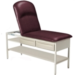 Brewer Element Adjustable Backrest Treatment Table w/ Pillow, Drawers at Sears.com