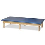 Clinton Classic Wood Upholstered Mat Platform