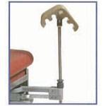 UMF Bierhoff knee crutches for molded stirrups, 4010, 4011, 4040, 4070, 5020, 5060, 5080