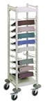 OmnicartÖ Flat Storage Chart Racks