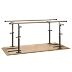 Platform Mounted Parallel Bars