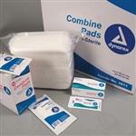<!060>Abdominal Pad 8x10 1/Pouch, Non-Sterile- Bulk 432/Cs