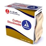 <!040>Cotton Stockinette 6' x 25 yds 4 Rolls/Cs