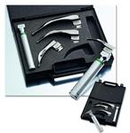 ADC Fiber Optic Laryngoscope Set with 5 Miller Blades