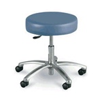 Winco Deluxe Gas Lift Stool, No Back