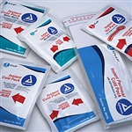 <!030>Perineal Instant Cold Pack w/self adhesive strip