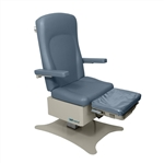 UMF Podiatry Chair 22.5' Height, 375 lb capacity, 3 Function Programmable Foot Control
