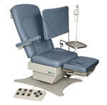 UMF Low Access Podiatry Chair 19' Height, 600 lb capacity 3 Function Programmable Foot Ctl