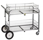 R&B Large Capacity Utility Cart