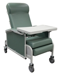 Winco Drop Arm Convalescent Recliner (3-Positions)