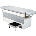 UMF Bariatric Exam Table (Standard Premium Top) 800 lb capacity