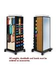 Hausmann Grand Stand Storage / Weight Rack