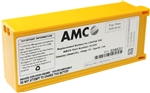 Physio Control Lifepak 500 - AMCO Manufactured Replacement Battery