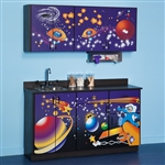 Clinton Theme Series 'Space Place' Cabinets
