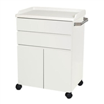 UMF Treatment Cabinet (Mobile), 2 doors, 2 drawers, 25'W x 34.75'H x 18'D