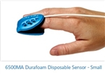 Nonin 6500MA Durafoam Sensor - Small (Pediatric to Adult), Box of 5 Sensors