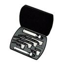 Welch Allyn Miller Fiber Optic Laryngoscope Set