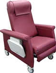 Winco Elite Care Cliner (Nylon Casters) w/LiquiCell