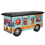 Clinton Fun Series Pediatric Table: Cool Camper