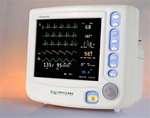 nGenuity 8100E-ST Patient Monitor w/ ST, Arrythmia