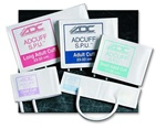 ADC ADCuff Single Patient Use Cuff 2-tube 10-pack 8400