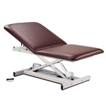 Clinton Bariatric Power Table with Adjustable Backrest