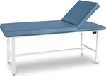 Winco Treatment Table w/Adjustable Backrest (std. ht. 30')