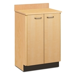 Clinton Single Base Medical Cabinet with 2 Doors