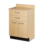 Clinton ETA Treatment Cabinet with 2 Doors & 2 Drawer