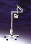 <!030>Welch Allyn Video Colposcope with Swing Arm