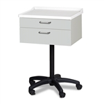Molded Top Mobile Equipment Cabinet
