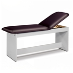Clinton ETA Style-Line Series Straight Line Treatment Table