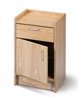 Hausman Stationary Bedside Cabinet